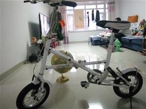 高端儿童自行车