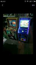 卖投币游戏机两台价格便宜