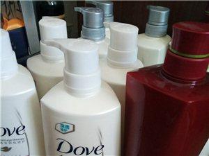 大品牌洗护用品,全新真货七折出售