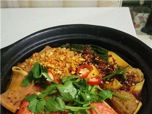 特色干汁砂鍋