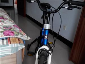 自用儿童自行车9.5成新