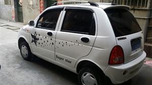 九成新时风GD04A电动汽车出售