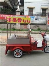 低价转让9成新电动车和关东煮架