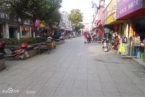 霍邱新东环步行街北段门面
