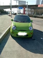 出售奇瑞QQ一辆绿色