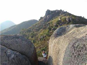天竺岩一一健身好去处!