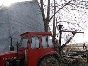 拖拉机带底盘出售