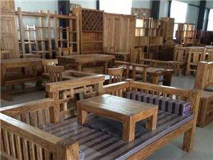 我厂常年生产,各种老榆木家具,样式齐全,价格优惠