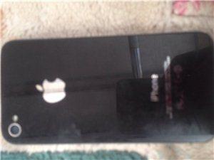 急用钱出售iPhone4s美版16g