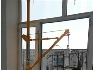 无极县高层底层室内上料吊料