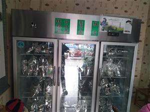 冷藏柜处理了,还有展示柜。