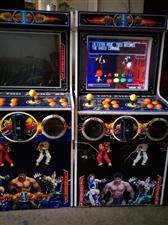 拳皇投币游戏机