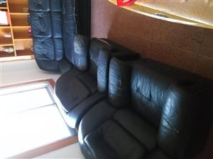 皮质沙发,喜欢的领走