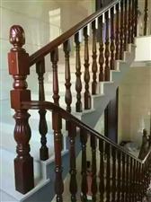 大家好有需要木楼梯扶手的请联系13730297652