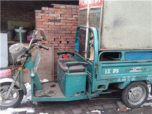 出售电动三轮小吃车