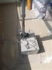 家装材料上楼小吊机(最大标重300kg)