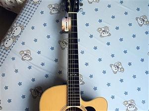 吉他全新转让了