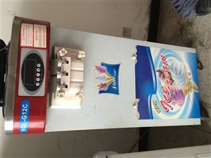两台九五成新的冰激凌机出售