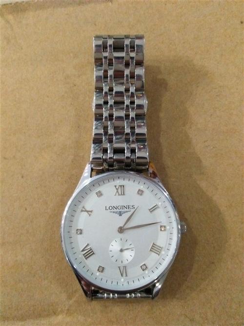 低價轉讓95成新手表