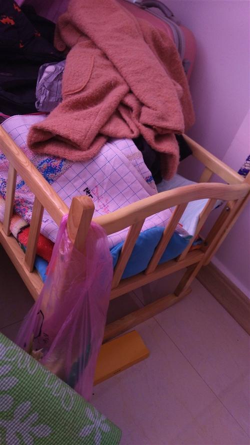 嬰兒床全新