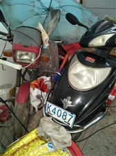用钱江二轮摩托,真爱电动车换三轮、油,电摩托车