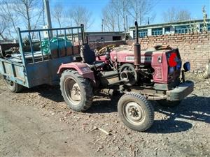 低价出售小四轮拖拉机