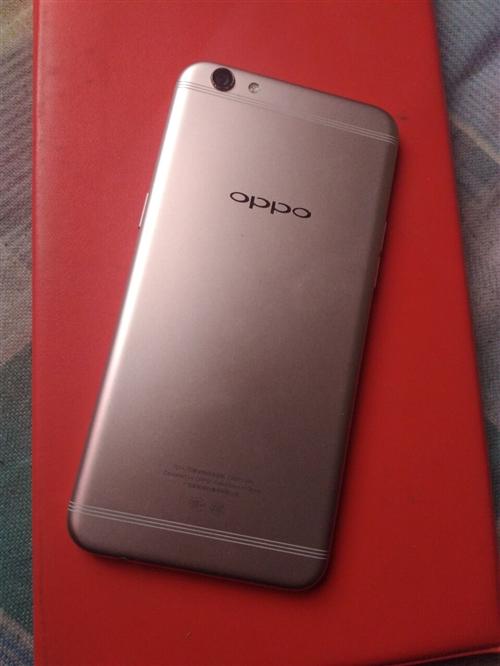 急售:OPPOr9s银色手机