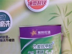 净味亮显优质墙面漆_紫荆花乳胶漆
