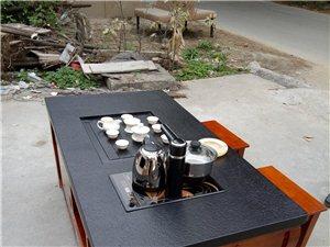 天然火��石茶��