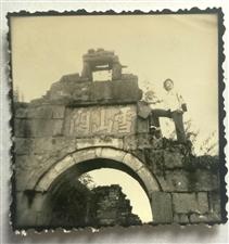 1983年的雪山关寨墙