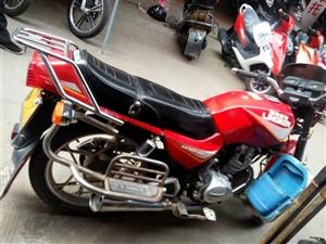 二手摩托车,手续齐全!