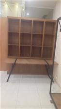 书柜,服装展架展桌