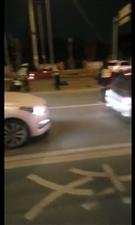 成都某司机酒驾撞交警