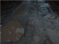 江阳区还有这样的泥马路,谁来买单