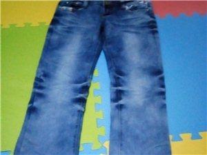 新裤子,二手裤子