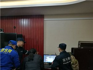亚博BET8蓝天救援队20170321工作简报
