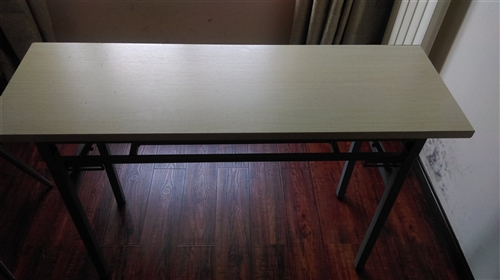 双人学生桌椅