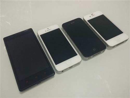 個人閑置iphone5手機