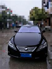 自己的丰田锐志2013款2.5V风度菁英炫装版出售!!
