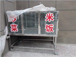 不锈钢玻璃展示柜