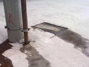 蔡甸工农路某机械厂涉嫌非法排污