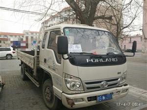 出售福田时代货车,2.6万,自家用车,无事故。