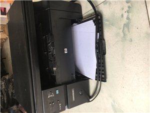 惠普打印复印一体机