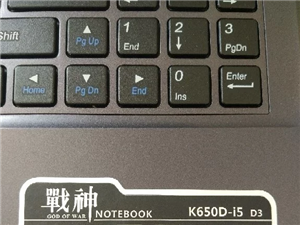 神舟战神k650di5d3