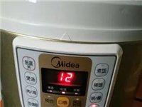 6升美的电压力锅