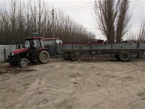 拖拉机架子车