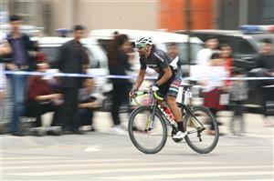 2017环中原新安站自行车比赛印象之一