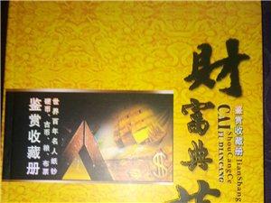 财富典藏鉴赏收藏册
