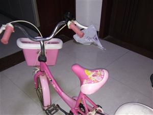小孩子自行车