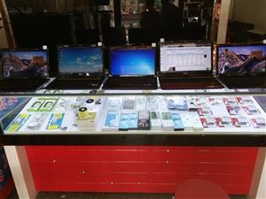 张掖市柏林电脑大量笔记本电脑特价出售